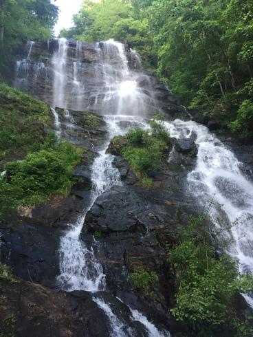 Amicalola Falls!