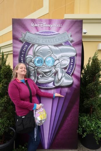 runDisney Dopey Challenge expo 2018