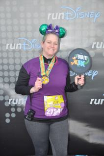 runDisney Dopey Challenge 5k 2018