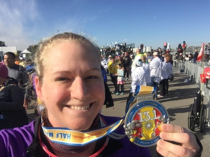 runDisney Dopey Challenge half Marathon 2018