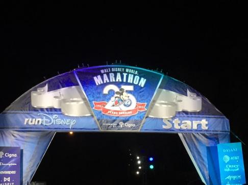 runDisney Dopey Challenge full Marathon