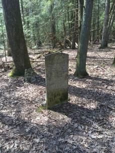 Rausch Gap tombstone