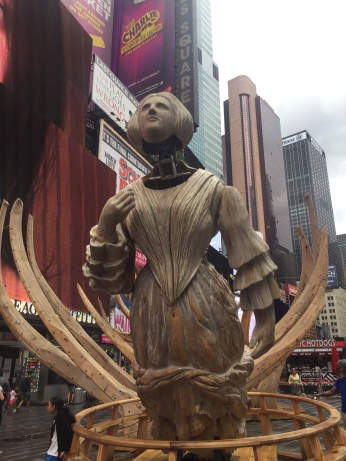 art in Times Square
