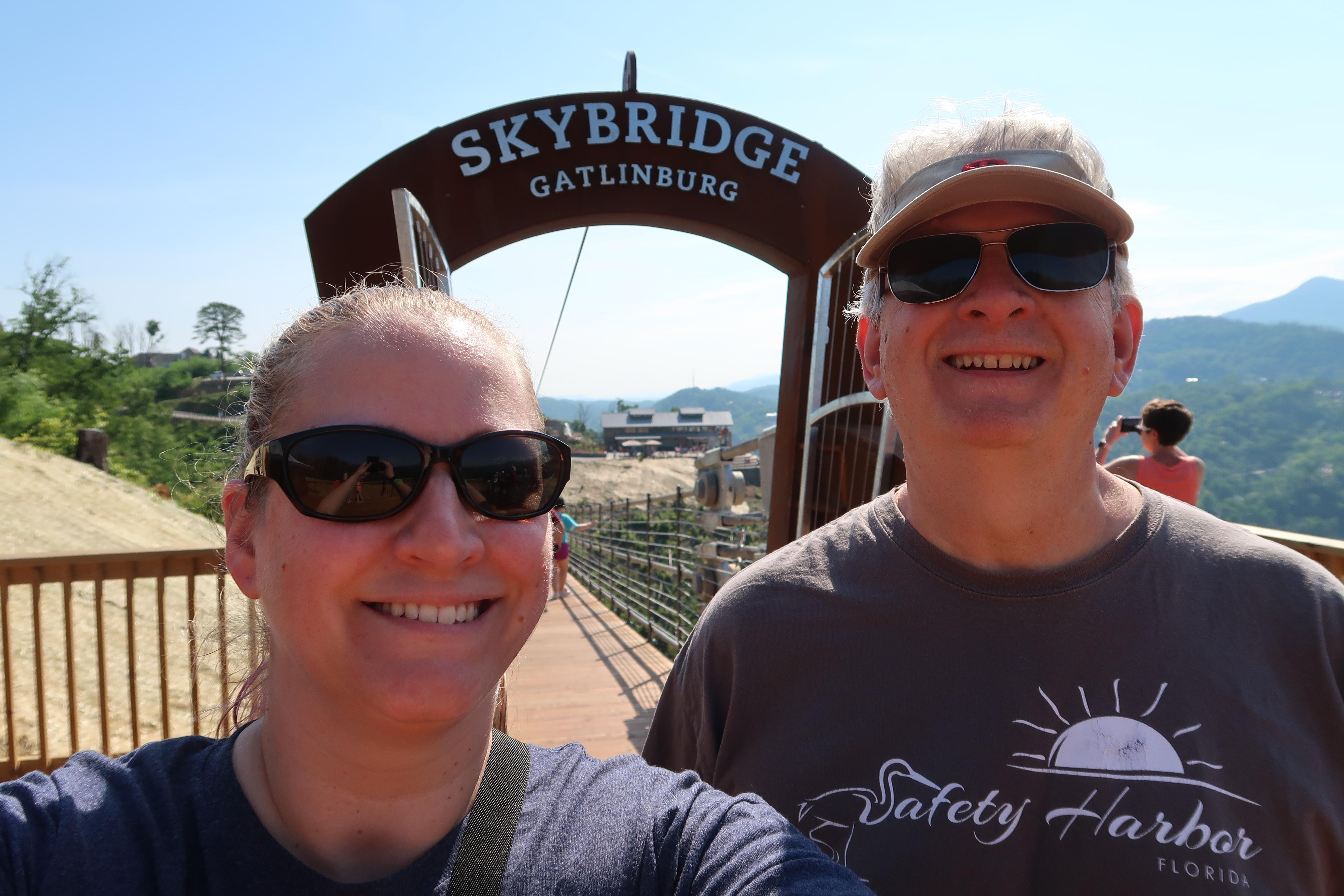 SkyBridge Gatlinburg TN